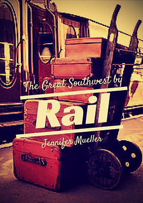 the great southwest by rail
