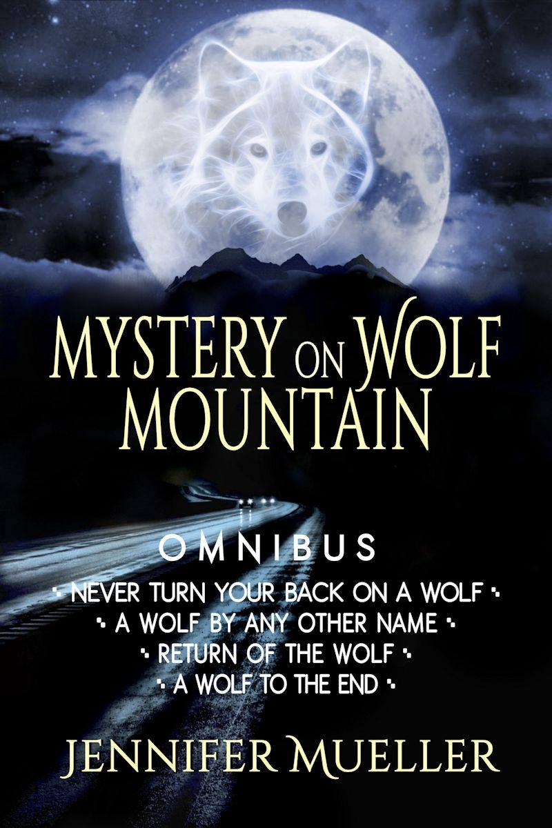 Mystery on Wolf Mountain