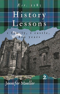 cover of History lessons