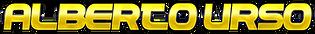 Cool Text - ALBERTO URSO -35713349608406
