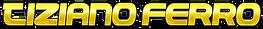Cool Text - TIZIANO FERRO -3571333696624