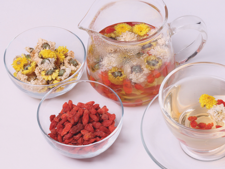 3 Chinese medicine inspired drinks for the summer