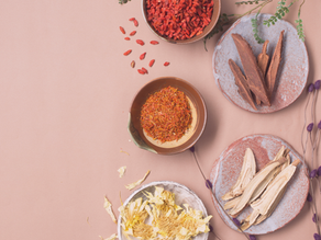 8 Chinese herbs for menstrual cramps