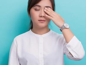3 eye exercises to reduce computer eye-strain