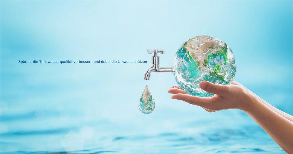 natürliche Wasseraufbereitung, Kalkschutz umweltschonend, ohne Chemie