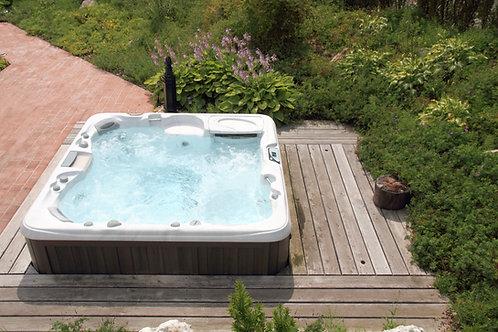 Chemiefrei wellnessen für Whirlpools oder Swim Spa's