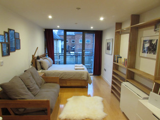 Studio flat in central Oxford - Can be booked on Airbnb