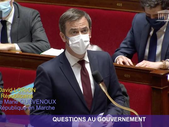 Olivier Véran : les évacuations sanitaires de malades du Covid entre La Réunion et l'Hexagone