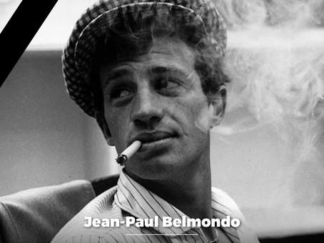 Infinie tristesse d'apprendre la disparition de Jean-Pau Belmondo