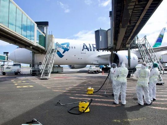 Air Austral va assurer les premières évacuations sanitaires vers l'hexagone
