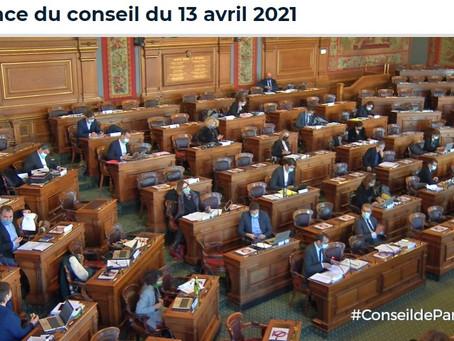 Conseil de Paris
