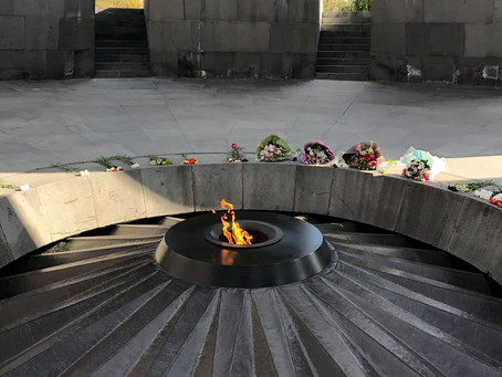 Journée de commémoration du génocide arménien