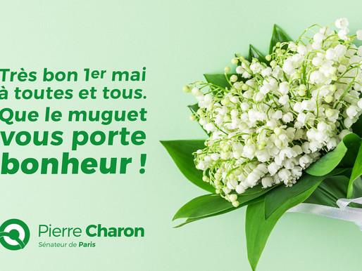 Très bon 1er mai à toutes et à tous