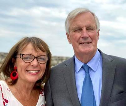 Michel Barnier dévoile son équipe de campagne : heureuse d'en faire partie