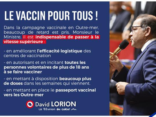 Les vaccin pour tous !