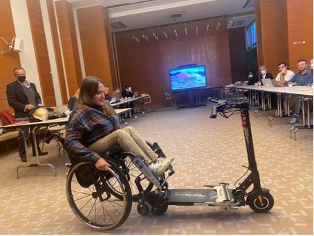 Premier Conseil local du Handicap et de l'Accessibilité