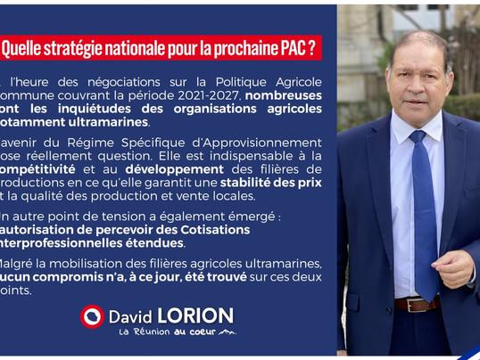 Les aides européennes pour l'agriculture  réunionnaise
