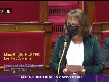 Question au Gouvernement : bretelle d'accès au Boulevard Périphérique Porte de Clichy