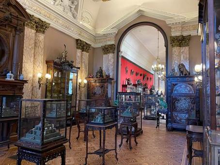 Visite du musée d'Ennery