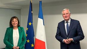 Lettre de la semaine : soutien à la candidature de Michel Barnier à la Présidentielle