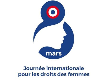 Journée internationale des droits des femmes : beaucoup reste encore à faire
