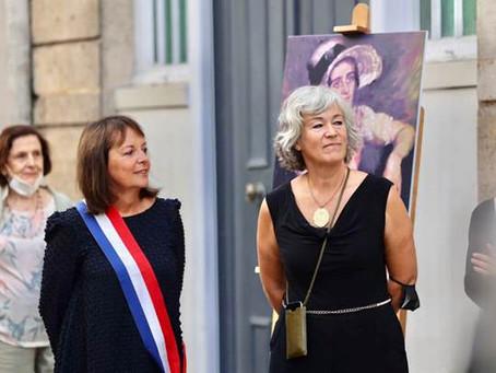 Hommage à Marguerite Jeanne Carpentier (1886-1965), peintre et sculptrice parisienne