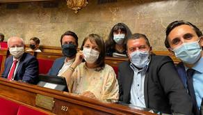Projet de loi sur la crise sanitaire