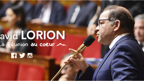 Lettre mensuelle de juin 2021 du député David Lorion