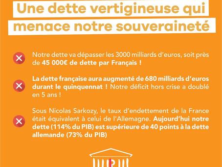 Loi de Finances : un budget de campagne, avec le chéquier de la France