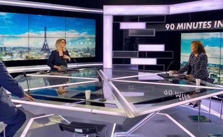 En vidéo sur deux de mes interventions lors de mon passage sur CNews