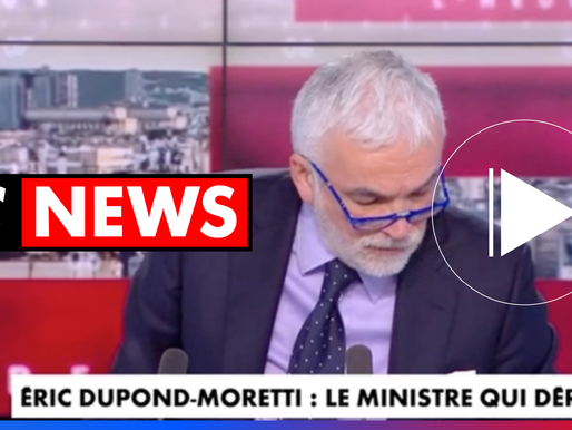 Éric Dupond-Moretti : le Ministre qui dérange ?
