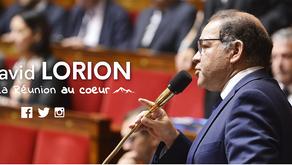 Lettre mensuelle de septembre 2021 du député David Lorion