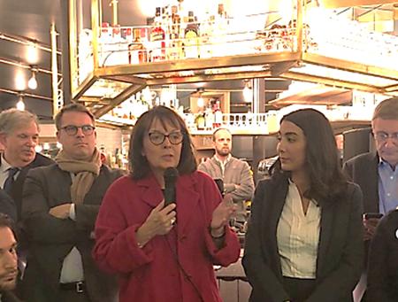 Café politique organisé par Les Républicains Paris 17ème