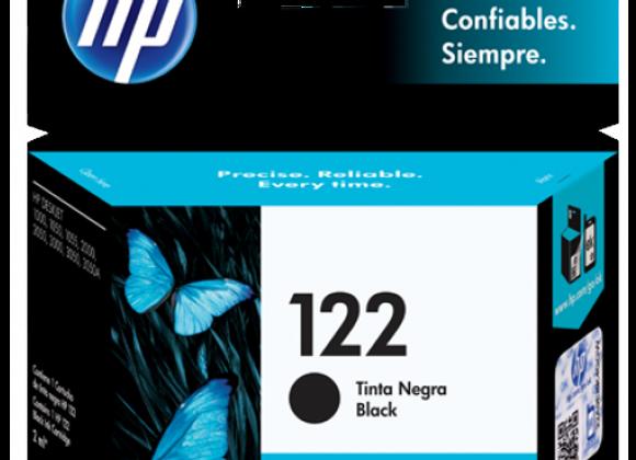 דיו HP 122 שחור