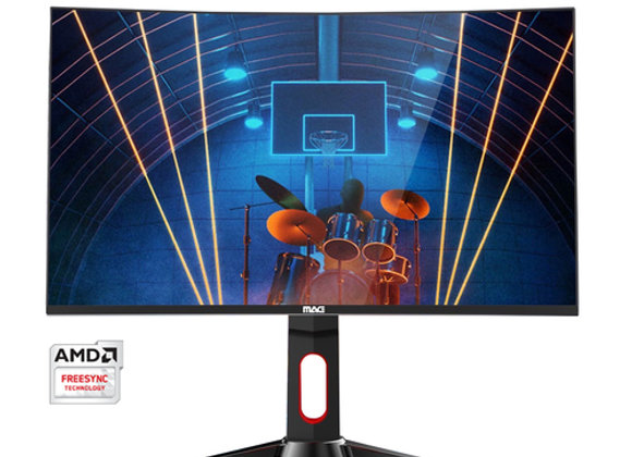 """MAG 27"""" Curved Gaming led Monitor, 165HZ C27S"""