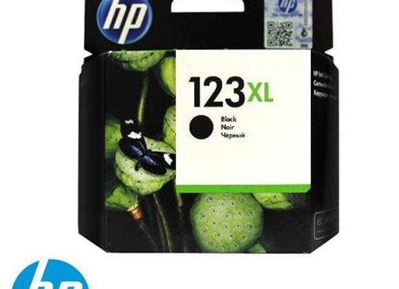 דיו HP 123XL שחור