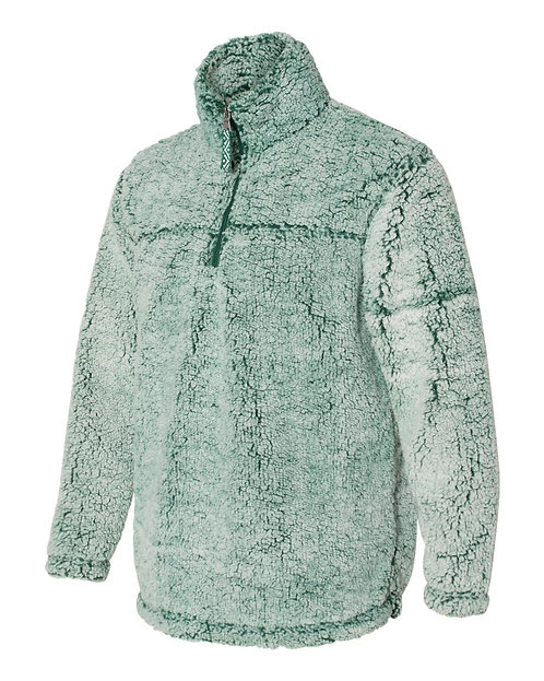 1/4 Ton - Unisex Sherpa Pullover