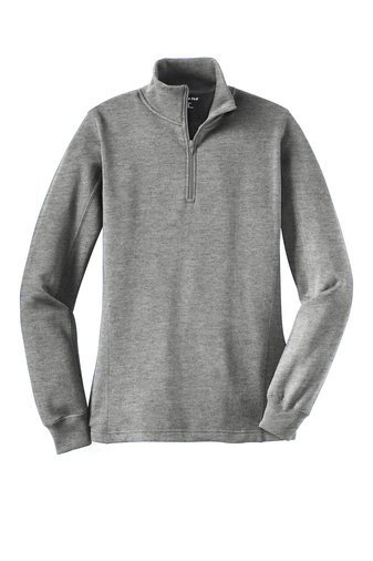 1/4 Ton - Women's Quarter Zip Sweatshirt