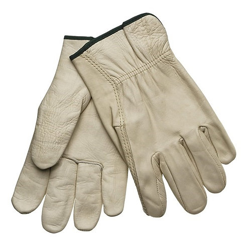 1/4 Ton - J&R Leather Gloves (3 pair)