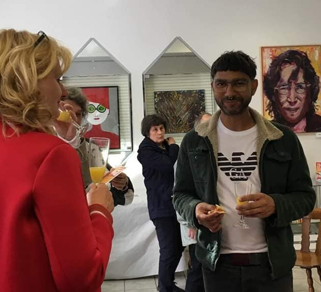 Ausstellung Galerie Mouzaoui