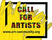 call for artists April 2021