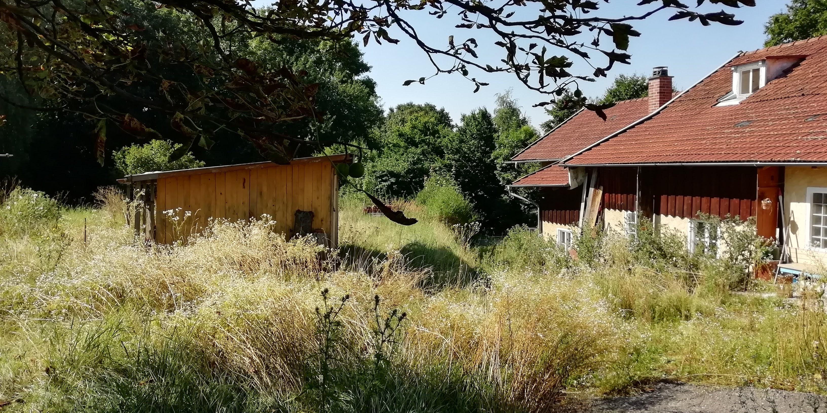 traumhafter Garten, Platz ohne Ende!