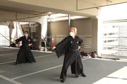 Iaido japanische Schwertkunst