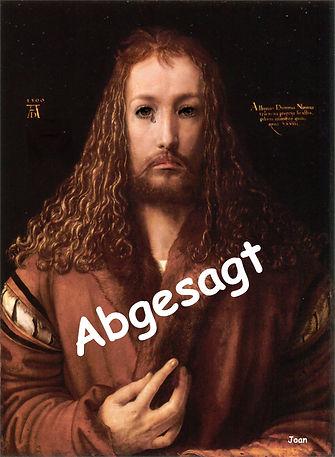 Dürer Joan van Hout