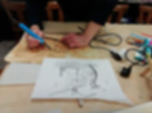 pyrographie