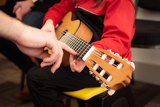 Gitarre in der Kunstkammer