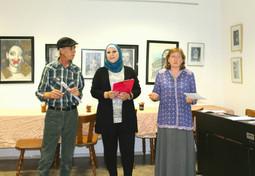 Akram Alktifan, Salam Alktefan, Elisabet