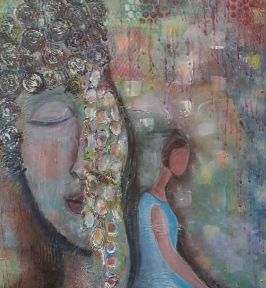 Basmaa Alktefan, Artist