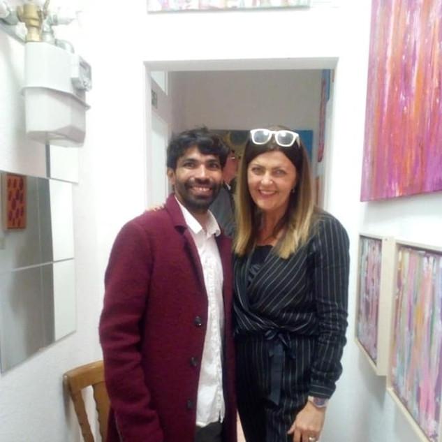 Arao Pinto und Jelle