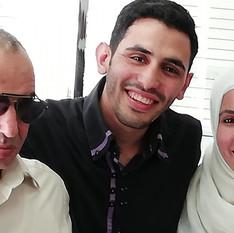 Aham Ahmads Vater, Aeham Ahmad, Tahani Munawar